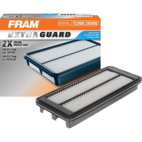 FRAM CA12075 Extra Guard Rectangular Panel Air Filter