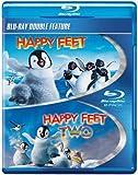 Happy Feet and Happy Feet 2 (BD) (DBFE) [Blu-ray]