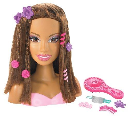 Barbie Nikki Styling Head Dolls Amazon Canada