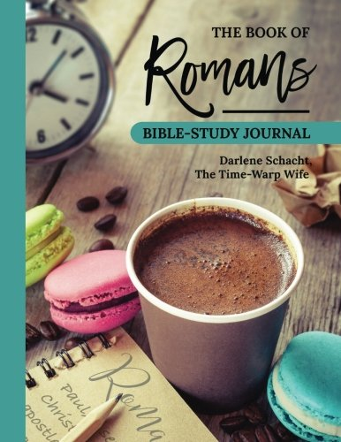 The Book of Romans: Bible-Study Journal cover