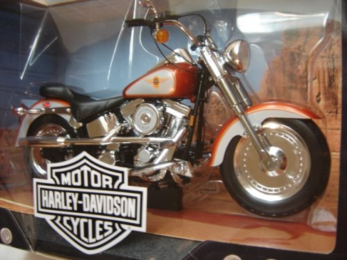 Harley Davidson Motorcycle for Barbie (Harley Davidson Collectible Doll)