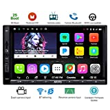 ATOTO A6 Double Din Android Car Navigation Stereo with Dual Bluetooth - Standard A6Y2710SB 1G/16G Car Entertainment Multimedia Radio,WiFi/BT Tethering Internet,Support 256G SD &More: more info