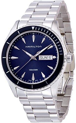 [ハミルトン]HAMILTON Jazzmaster Seaview Day Date(ジャズマスター シービュー デイデイト) H37551141 メンズ