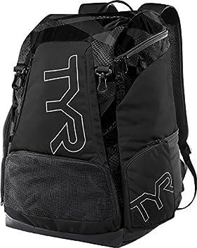 09cfb5c22f TYR Alliance 3 Sac à Dos imprimé, Mixte, Alliance Backpack 3, Black Black