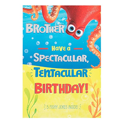 (Finding Dory Brother Birthday Card )