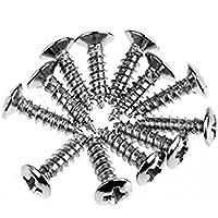 Tornillos - SODIAL(R) 36 piezas tornillos de golpeador