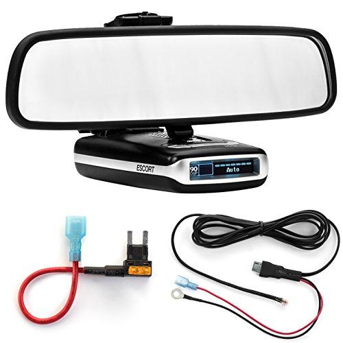 Radar Mount Mirror Mount + Direct Wire + Mini Add a Circuit – Escort MAX360 MAX2 MAX Review