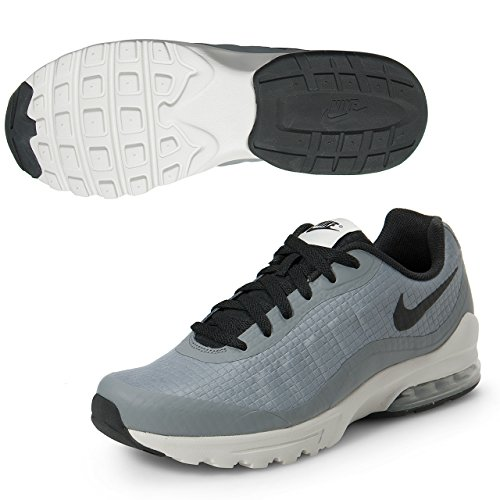 Nike Men's Air Max Invigor SE Cool Grey/Light Bone/Black Athletic Shoe by NIKE