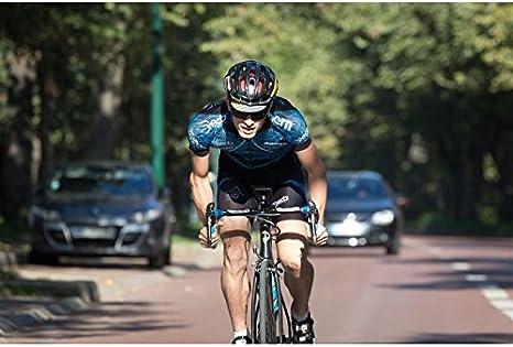 Monte Deporte Carcasa Tigra Kit 2 Bicicleta Carcasa Elegante de Pro con la protección del Agua Rainguard y Soporte de Manillar para el iPhone 6 / 6s (Compatible con la BTT y
