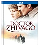 Cover Image for 'Doctor Zhivago Anniversary Edition (Blu-ray Book)'