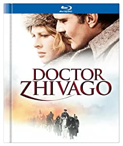 Doctor Zhivago Anniversary Edition (Blu-ray Book Packaging)