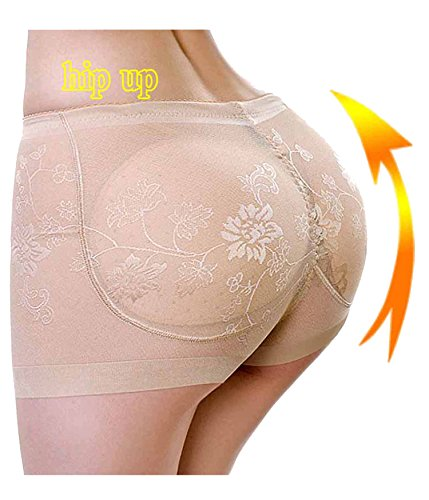 Gotoly Seamless Enhancer Panties Underwear