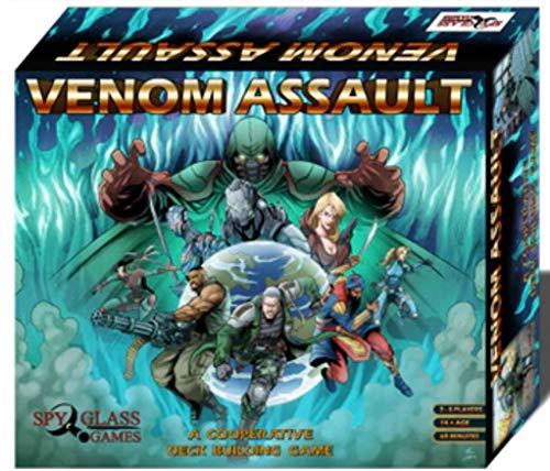 SPYGLASS GAMES Venom Assault