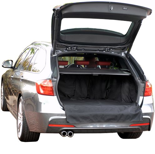 North American Custom Covers Cargo Liner for BMW 3 Series Touring - Waterproof & Custom Fit - F31 (Trunk Wagon Liner)