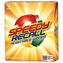 Speedy Recall - The Edgy Game of Quick Wits!