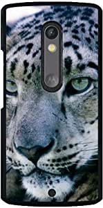Funda para Motorola Moto X Play - Leopardo by WonderfulDreamPicture