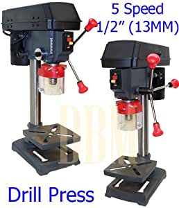 Drill press reviews Power fist