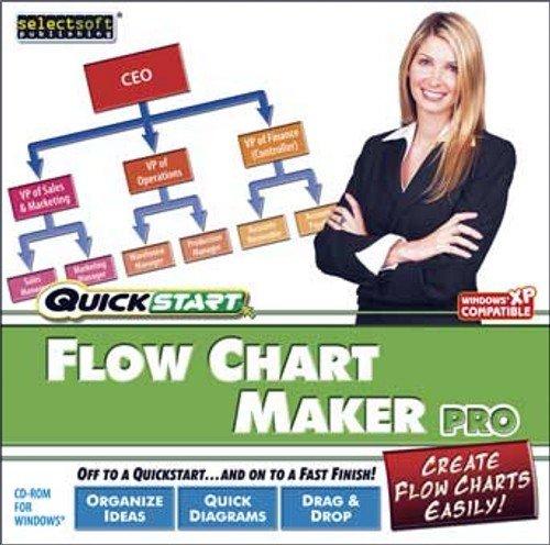 QuickStart Flow Chart Maker Pro