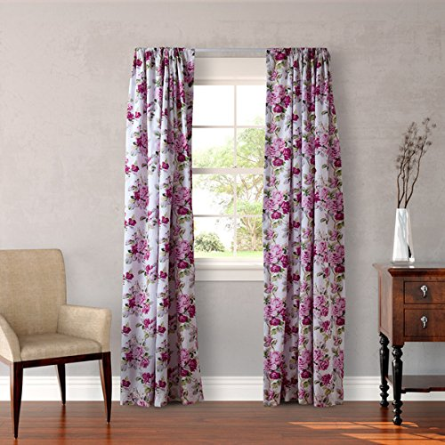 - Lined Curtains Panel Lidia 4-Piece Set