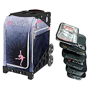 Zuca Ice Dreamz Lux Sport Insert Bag with Sport Frame (Choose Your Frame Color)