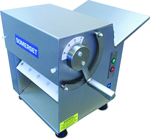 Somerset CDR-100-115 Dough Sheeter, 115V/60 (Somerset Commercial Dough)