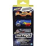 Nerf Nitro Araba 3Lü Paket C0774-C0777