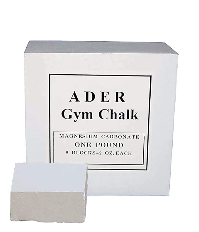 Amazon.com : Magnesium Carbonate Gym Chalk (Case of 36 Boxes) : Gymnastics Chalk : Sports & Outdoors