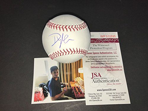 (Dylan Cease Chicago White Sox Autographed Signed Baseball JSA WITNESS COA)