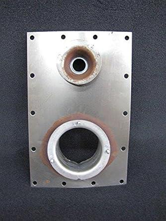 Miller Nodyne Cmf Mobile Home Furnace Parts Weldment Plate
