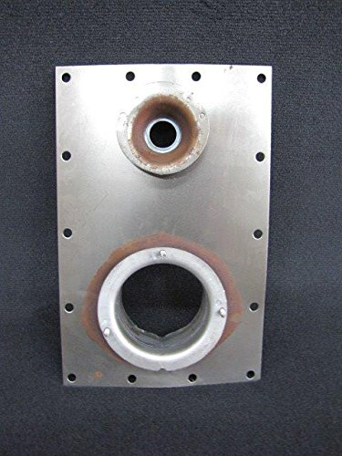 (Miller Nodyne CMF Mobile Home Furnace Parts Weldment Plate 356750R)
