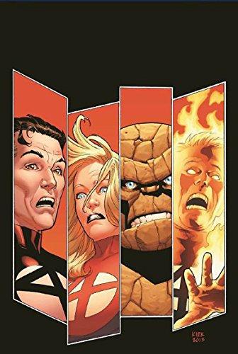 Fantastic Four Volume 1: The Fall of the Fantastic (Fantastic Four House)