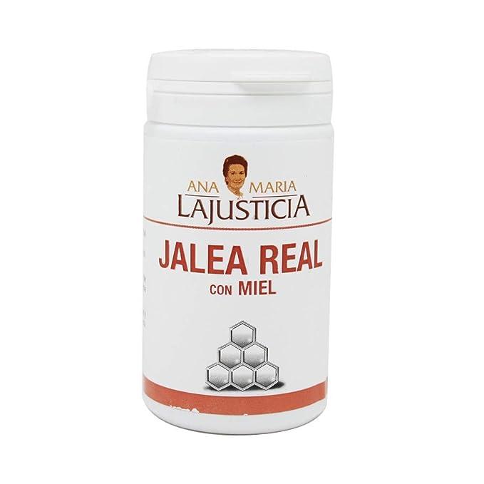 Ana María Lajusticia Jalea Real y Miel - 135 gr: Amazon.es: Salud y cuidado personal