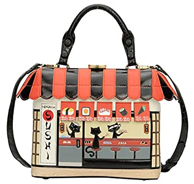 Vendula London Women Designer Handbags Ladies Faux Leather