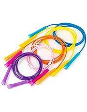 The Twidlers springtouw voor kinderen, verstelbaar, voor training, crossfit, binnen en buiten, 5 stuks