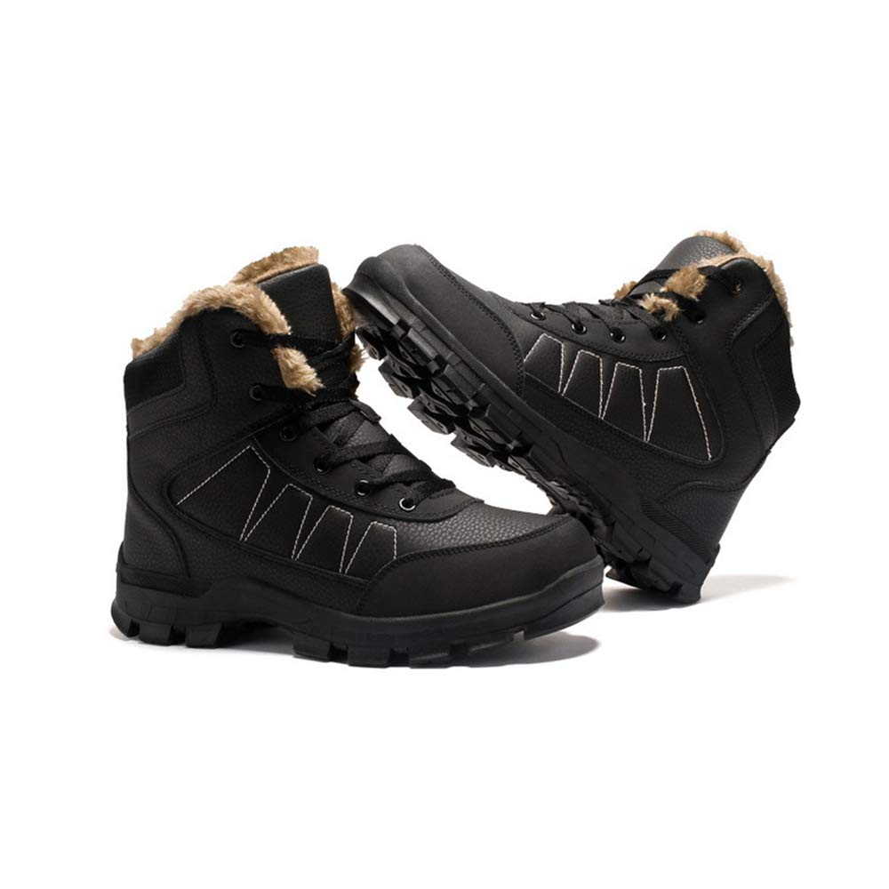 Womens Simple Ankle Boots Warm Martin Boots Casual Shoes Snow Boots