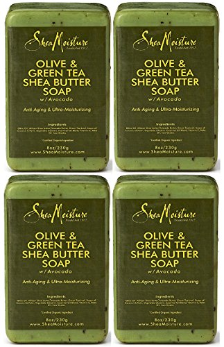 Shea Moisture Olive Green Butter product image