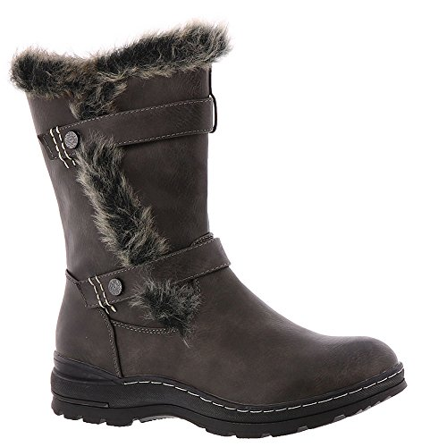 Patrizia Nelly Womens Boot Dark Grey