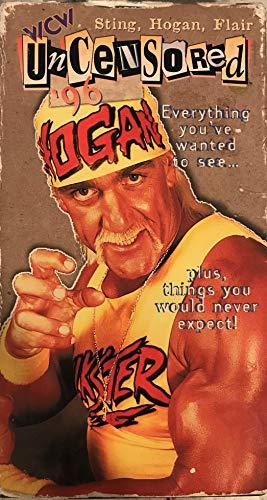 WCW Uncensored 1996 [VHS]