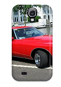 Premium Durable Buickmuscle Car Fashion Tpu Galaxy S4 Protective Case Cover by lolosakes