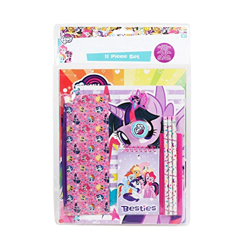 (My Little Pony 11 Piece Back to School Set for)