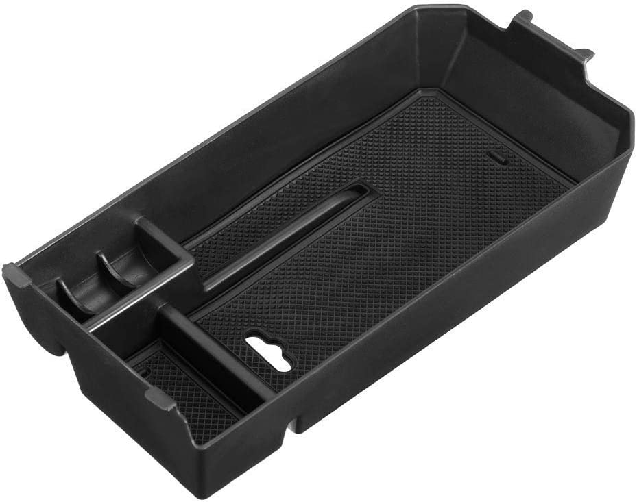 Yuangang Console Car Central Armrest Storage Box for Mercedes Benz C GLC Class W205 C180 C200 C260 C300 GLC200 GLC260 GLC300 Car Central Console Glove Tray