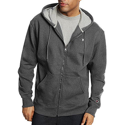 Champion Brushed Full Zip Jacket - 5