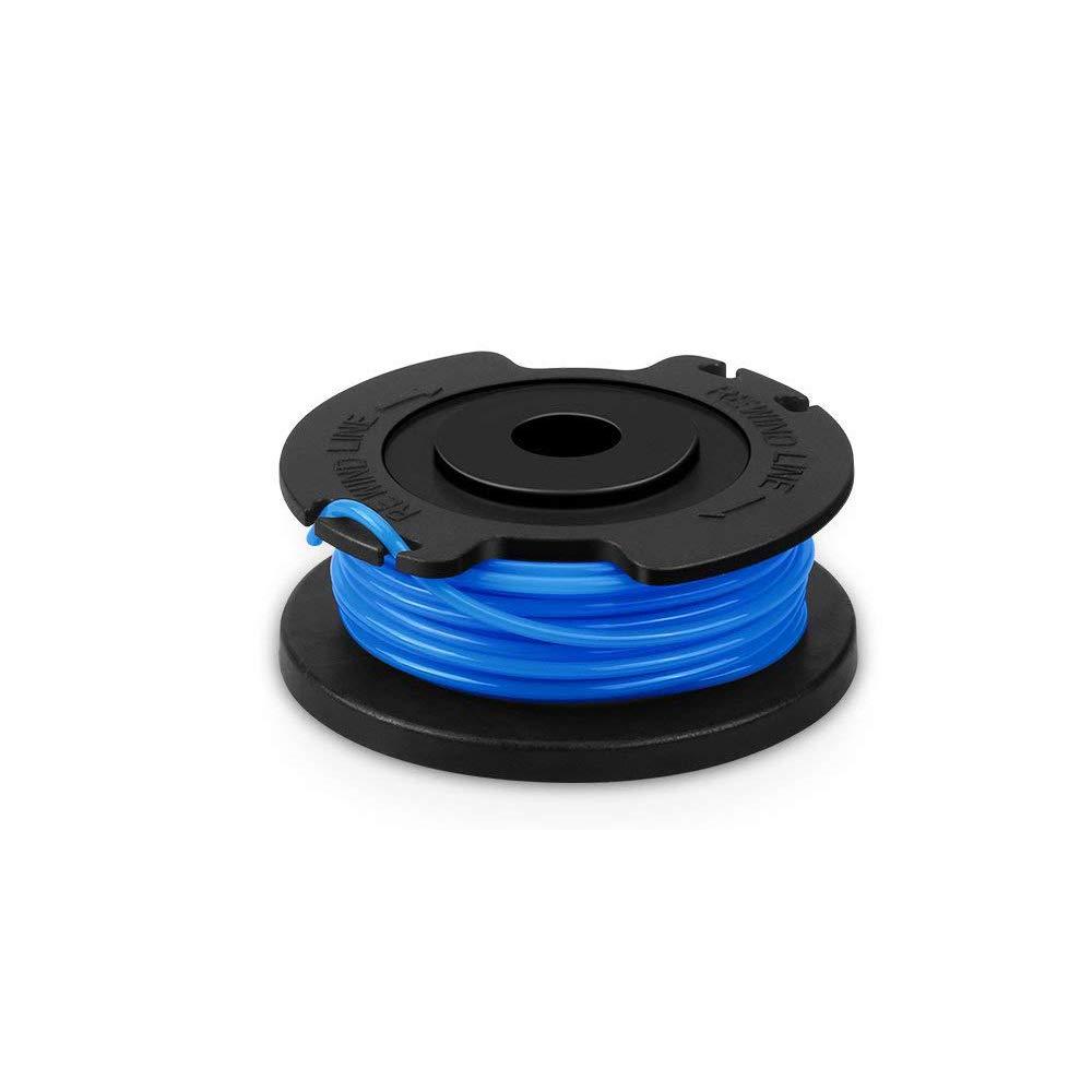 KingBra Bobine de Fil de Rechange Compatible avec Les bobines Greenworks Autofeed 0,065 3packs