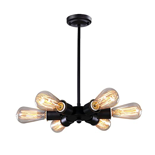 Amazon.com: Lámpara de techo MKLOT, candelabro ...