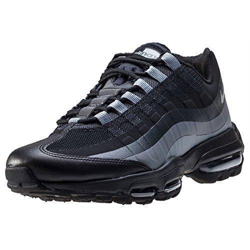 Nike 857910-001, Men's Trail Runnins Sneakers Black