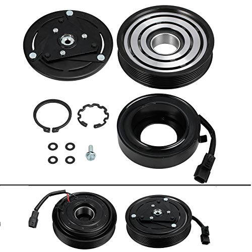 NISSAN SENTRA ALTIMA 2007-2012 2.5L AC Compressor Clutch kit (PULLEY, BEARING, COIL, PLATE)