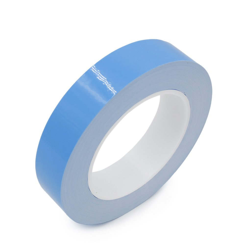 25mm Double Sided Adhesive Thermal Conductive Cooling Tape For Heatsink GPU Chipset