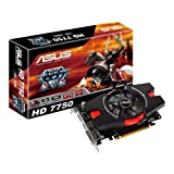 ASUS HD7750-1GD5-V2 AMD Radeon HD 7750 VGA 1 GB GDDR5 Graphics Card