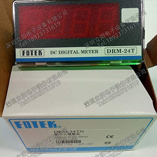 DRM-24TN Voltage Display Table 6months Warranty