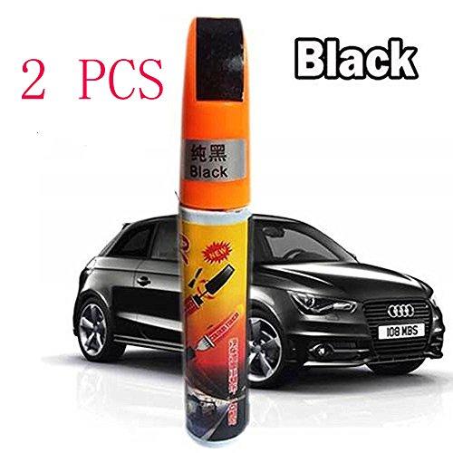 2-packs-car-professional-scratch-repair-paint-pen-back-color-black-fix-pro-car-auto-smart-coat-paint